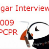 IPCPR 2009 Interviews