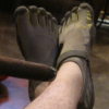 Barefoot Running and the Cigar Community