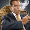 Arnold Schwarzenegger Faces Legal Action Over Cigar