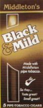Black and Mild Ban