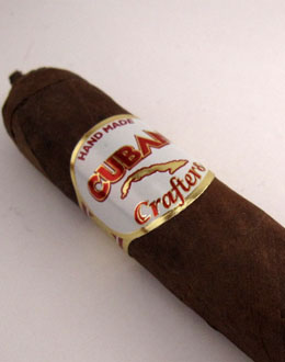 Cuban Crafters Cabinet Selection