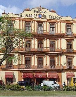 Partagas Factory
