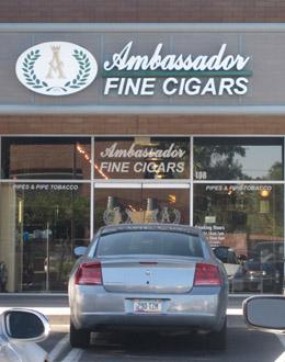 Abassador Fine Cigars