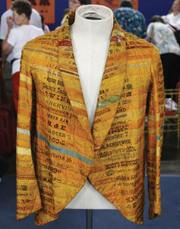 Antique Smoking Jacket