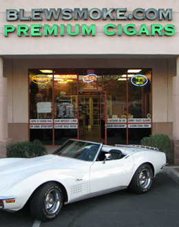 Blew Smoke Premium Cigars