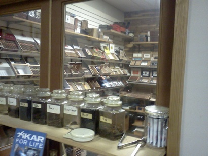 St.Louis Cigars Club 94 humidor